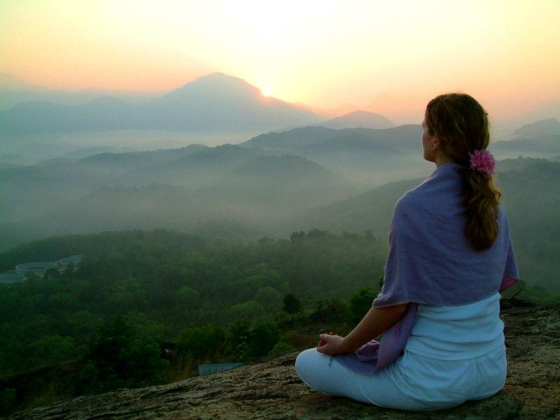 Terapias para relajarse meditacion