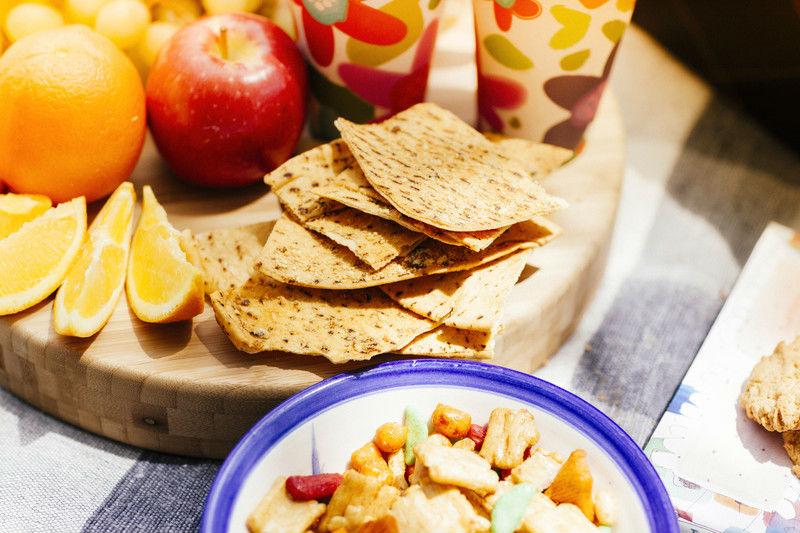 Comidas para el trabajo saludables