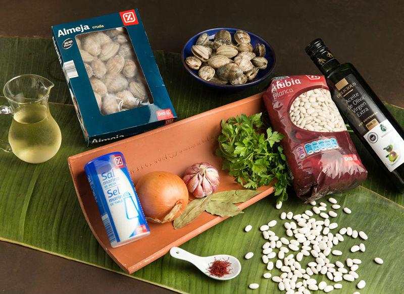 ingredientes-fabes-con-almejas