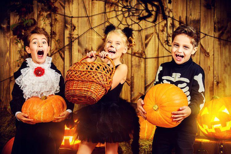 Cómo preparar el disfraz de Halloween de tu hijo