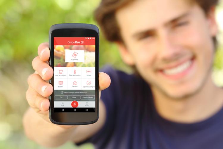 Ahorra dinero con la app de DIA