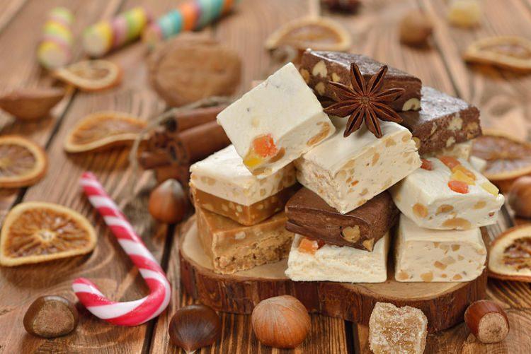 Dulces para esta Navidad