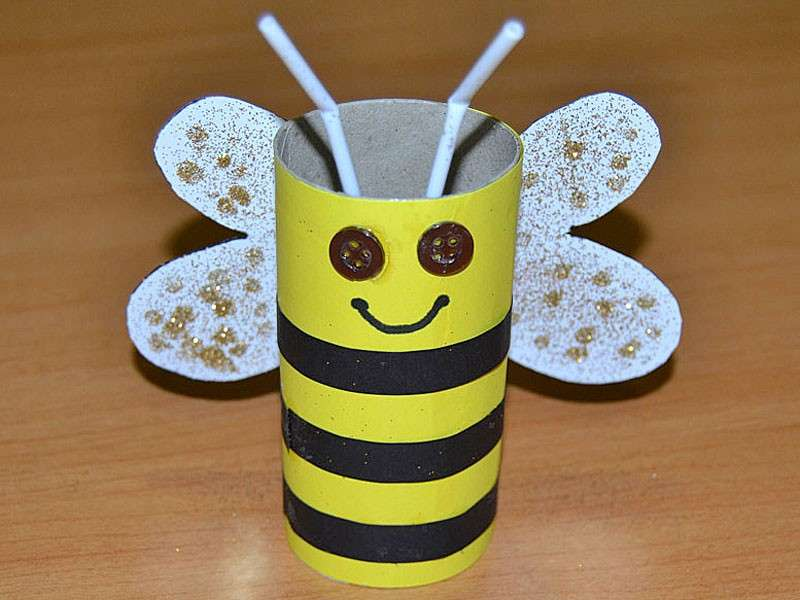 diy abeja