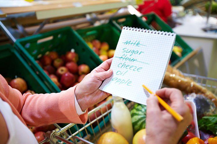 Cómo optimizar la lista de la compra