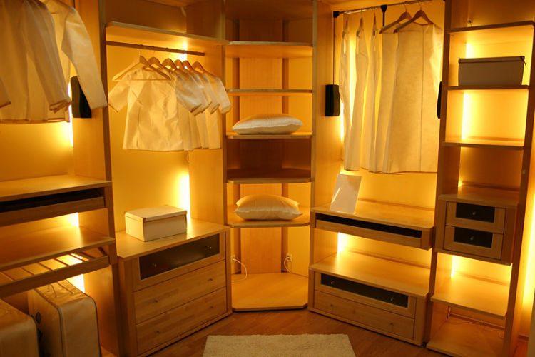 reorganizar los armarios