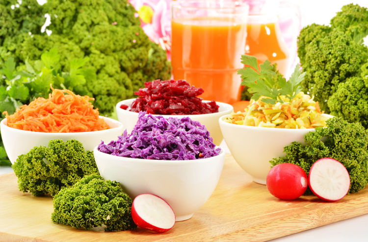 comida dieta detox