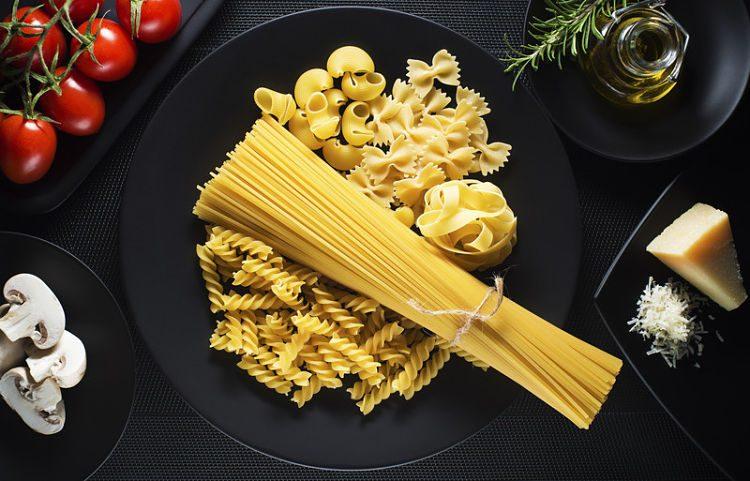 tipos de pasta