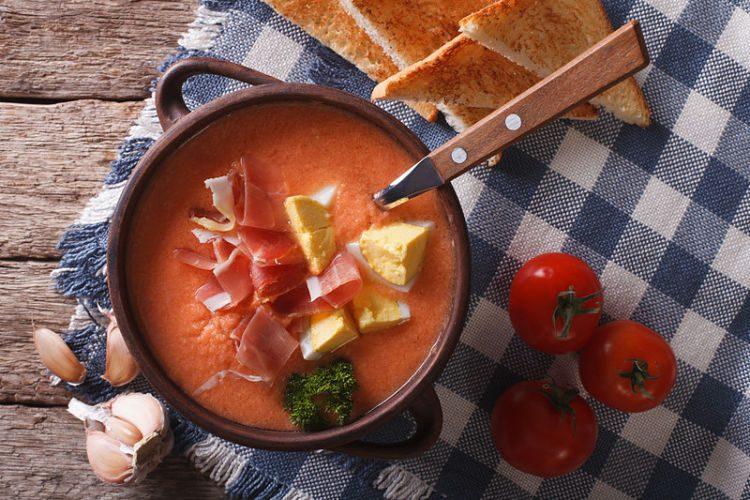 comida tipica andaluza