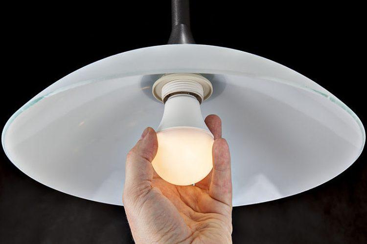 limpiar tus lamparas
