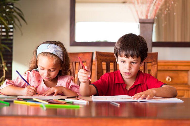 trucos para ayudar a tus hijos a estudiar