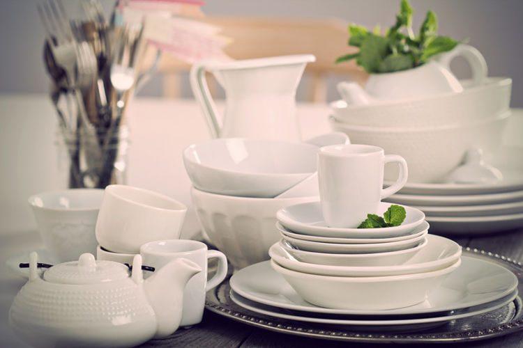 Cómo limpiar la porcelana