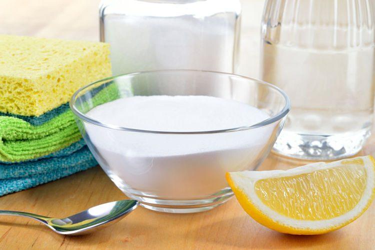 limpia la casa con estos productos