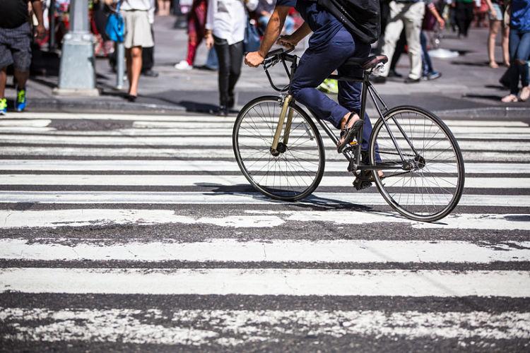 carril bicicleta