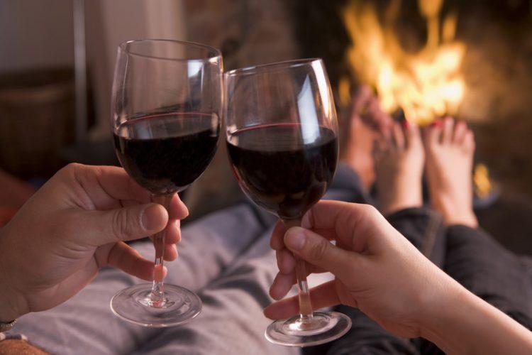 cata de vino casera
