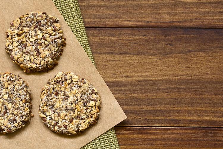 formas de galletas de avena