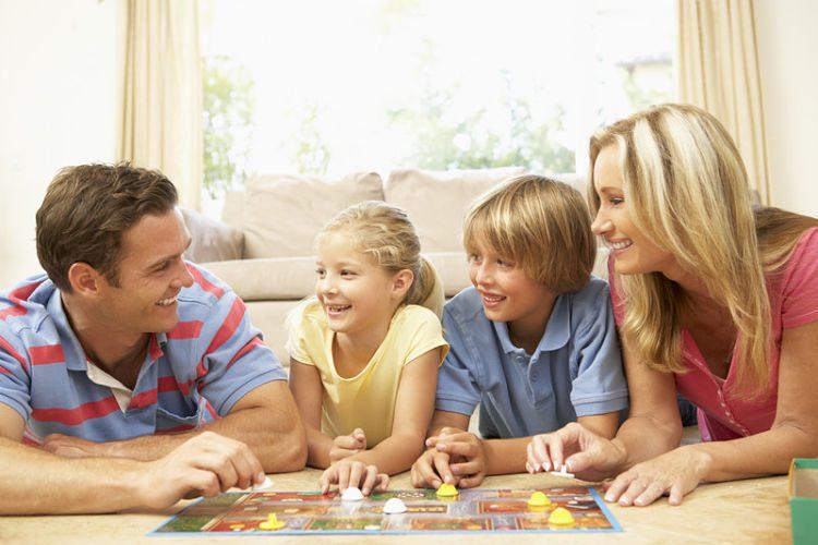 Los mejores juegos en familia