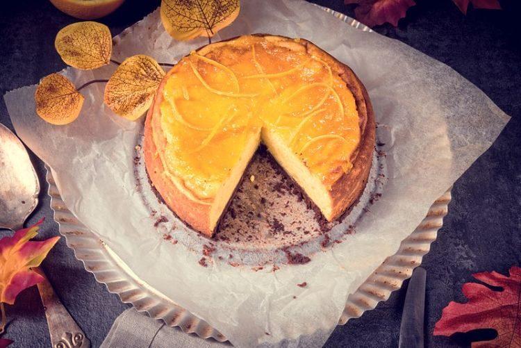 Prepara esta deliciosa tarta de queso