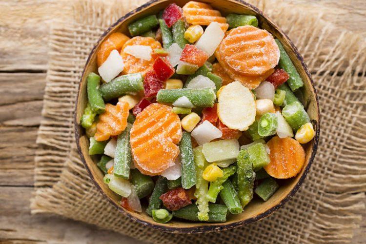 Verduras congeladas: ¿pierden sus nutrientes?
