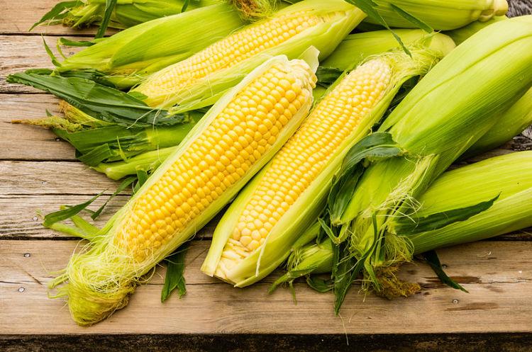 marzorcas de maíz