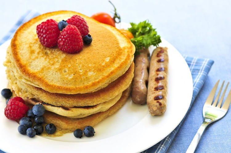 Tortitas de avena, el desayuno más completo