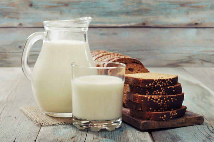 leche animal o vegetal