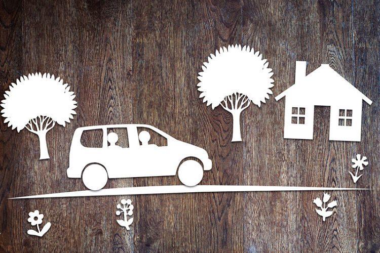 Juegos en familia para los largos viajes en coche