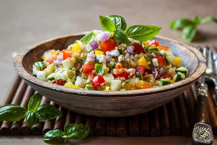 3 ensaladas de quinoa