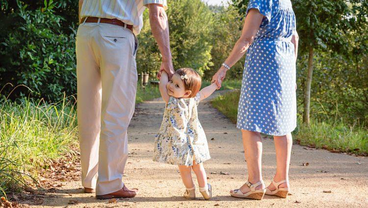 La importancia de los abuelos para los niños
