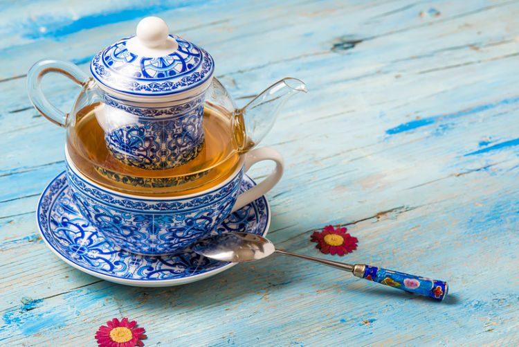 beneficios de tomar té