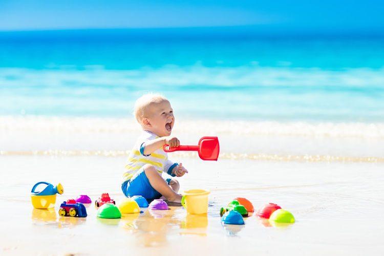 Consejos para elegir un protector solar para bebés