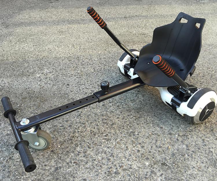 Hoverkart: convierte tu patín eléctrico en un kart
