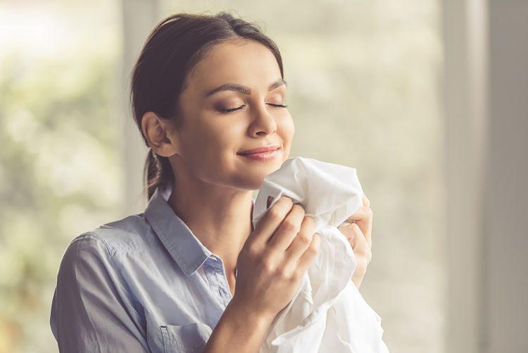 6 beneficios de usar suavizante en la colada