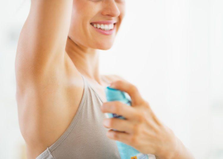 Desodorante sin aluminio: cosmética más saludable
