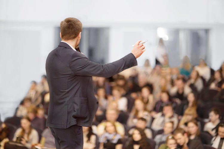 Consejos y trucos para hablar en público