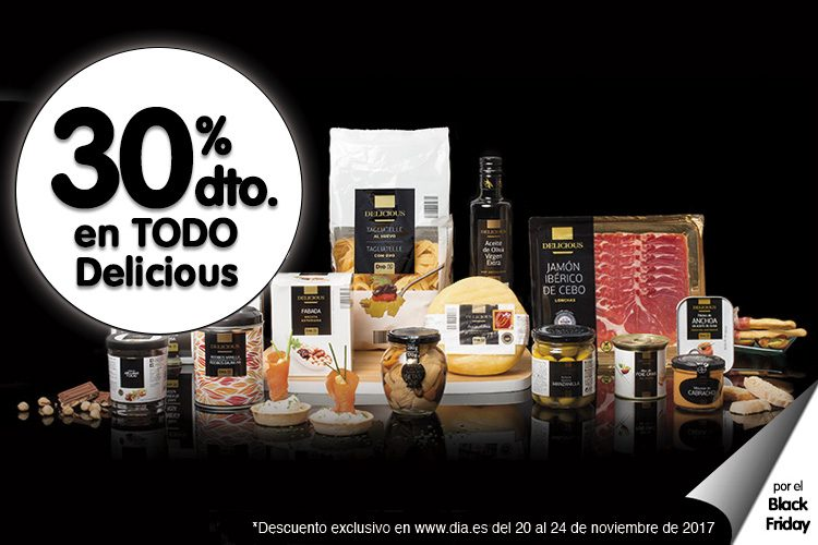 oferta Black Friday DIA