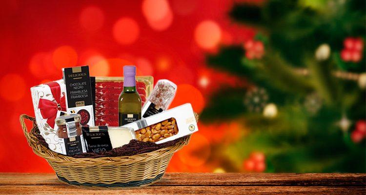 Poductos cestas de navidad