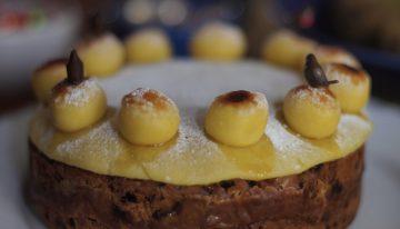 tarta para semana santa