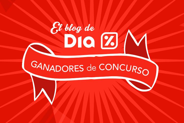 Ganadores de los concursos del Blog de DIA