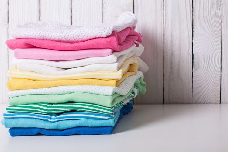 Trucos de almacenaje para la ropa de tus hijos