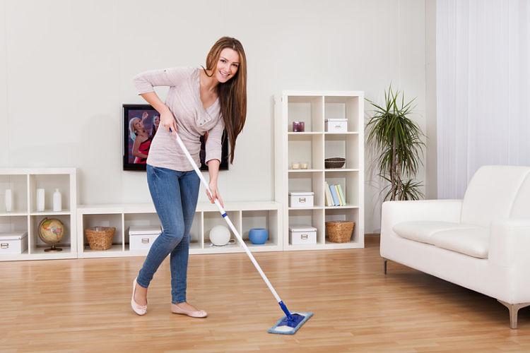 Cómo limpiar el parquet a diario de forma natural