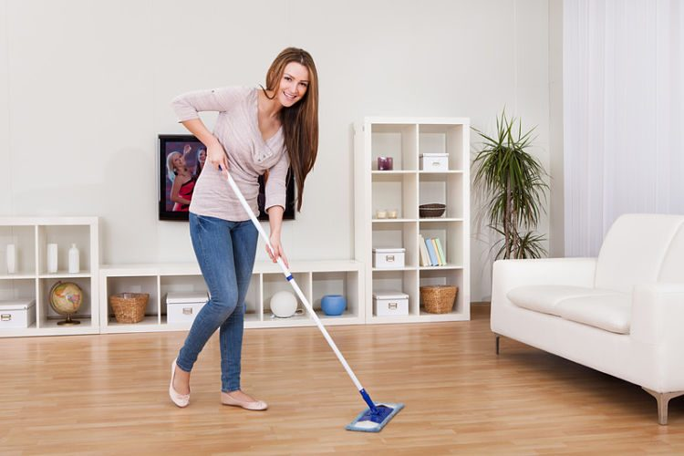 Cómo limpiar el parquet y que quede reluciente