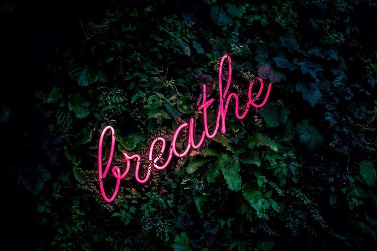 ejercicios de respiración