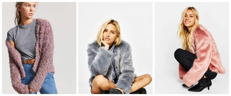 Ropa de peluche, la moda más acariciable