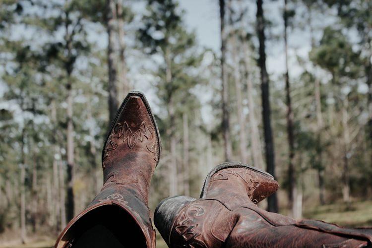 Botas Cowboy, el calzado de moda de este otoño