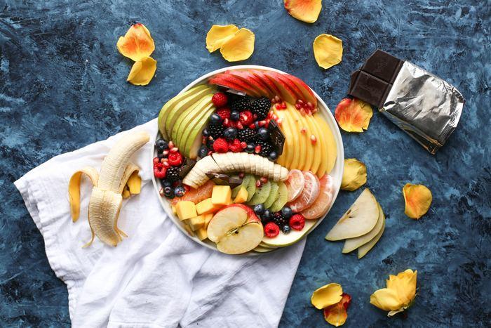 fruta desayuno