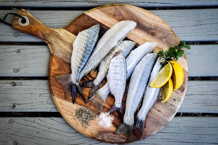 Los secretos para marinar un pescado