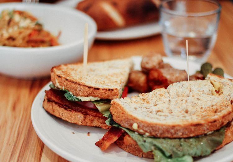 Las mejores recetas de sandwiches saludables