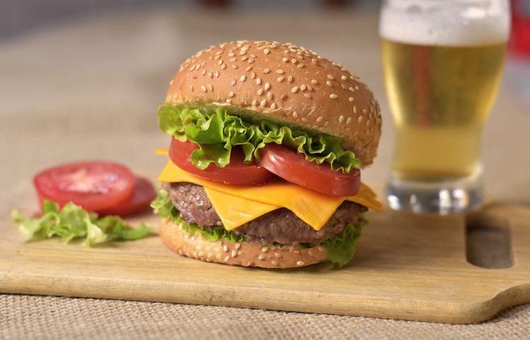 Apunta las recetas de hamburguesas en la Thermomix