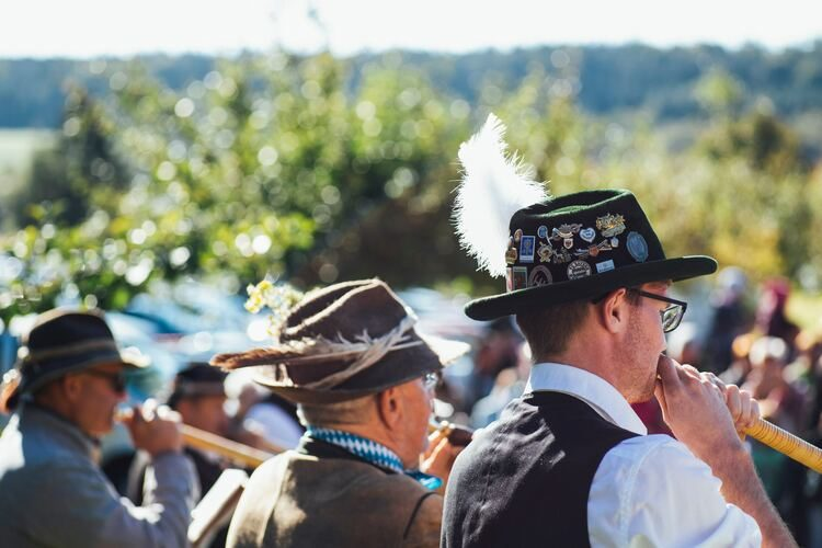 folclore bavaro