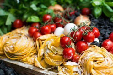 pasta tomates cherry